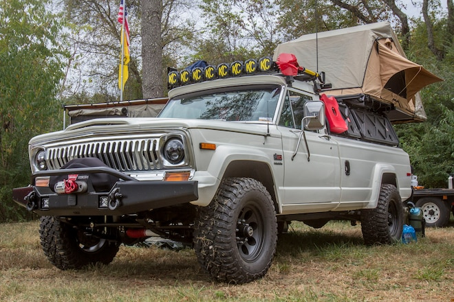 2019 Overland Expo East: Adventure Rigs Invade Infinity Downs, Virginia