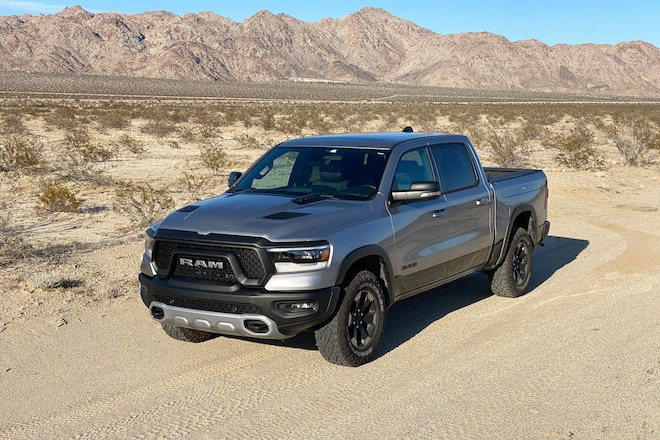 Long-Term Report: The 2019 Ram Rebel Is The Most Uncompromising 1/2-Ton 4x4 Pickup