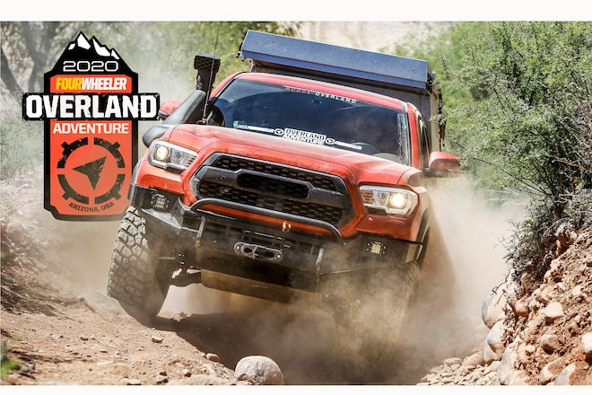 2020 Overland Adventure Rescheduled to July 20-23