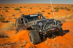 East to West Australian Outback Jeep Expedition: Part 2