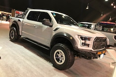 Global Auto Salon Riyadh – Trucks and SUVs of The Show