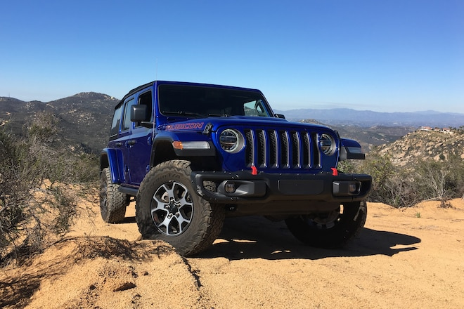 Is the Jeep Wrangler Unlimited Rubicon Dependable/Reliable?