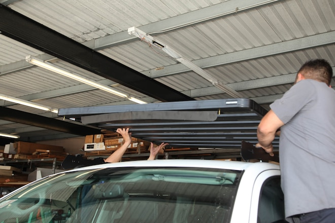We Install a Front Runner Low Profile Roof Rack on a 2014 Toyota Tundra