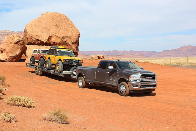 How Much Can a 2019 Ram 3500 Dually Tow?