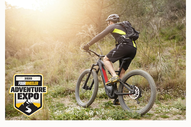 Test And Tune E- Bikes, Fat Bikes And More March 7 - 8 At Adventure Expo
