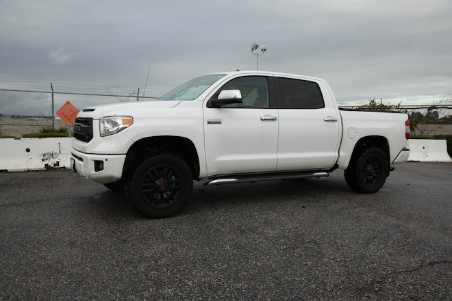 We Build a Trail Ready Toyota Tundra: Part One