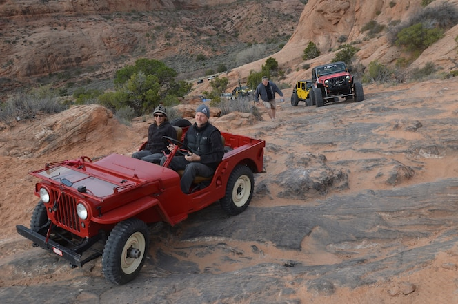 Identifying an Early Willys CJ-2a
