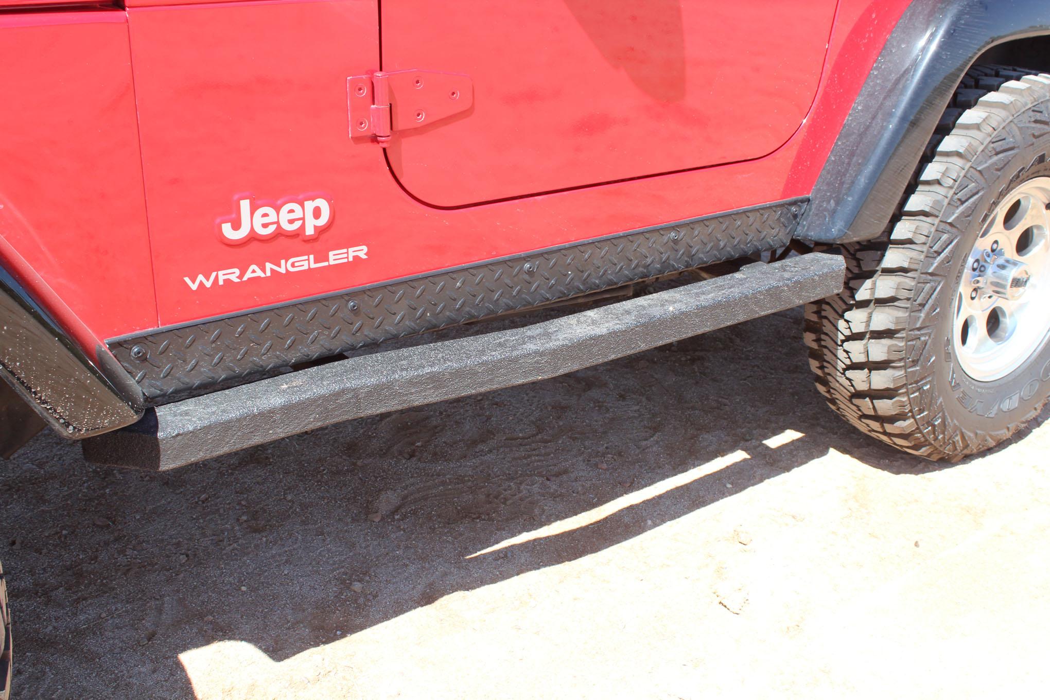 018 four wheeler aaron meyer 2006 jeep wrangler