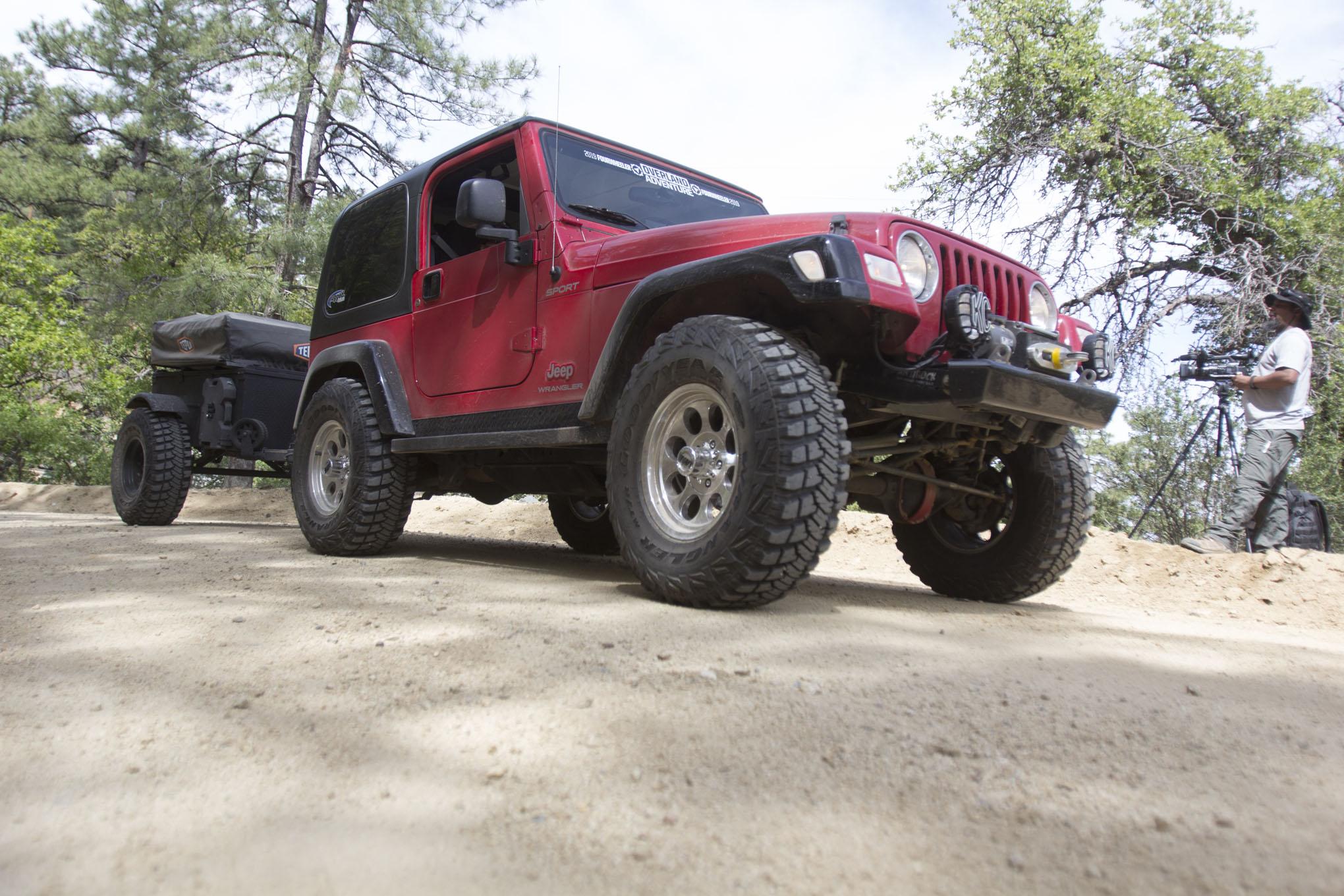 022 four wheeler aaron meyer 2006 jeep wrangler