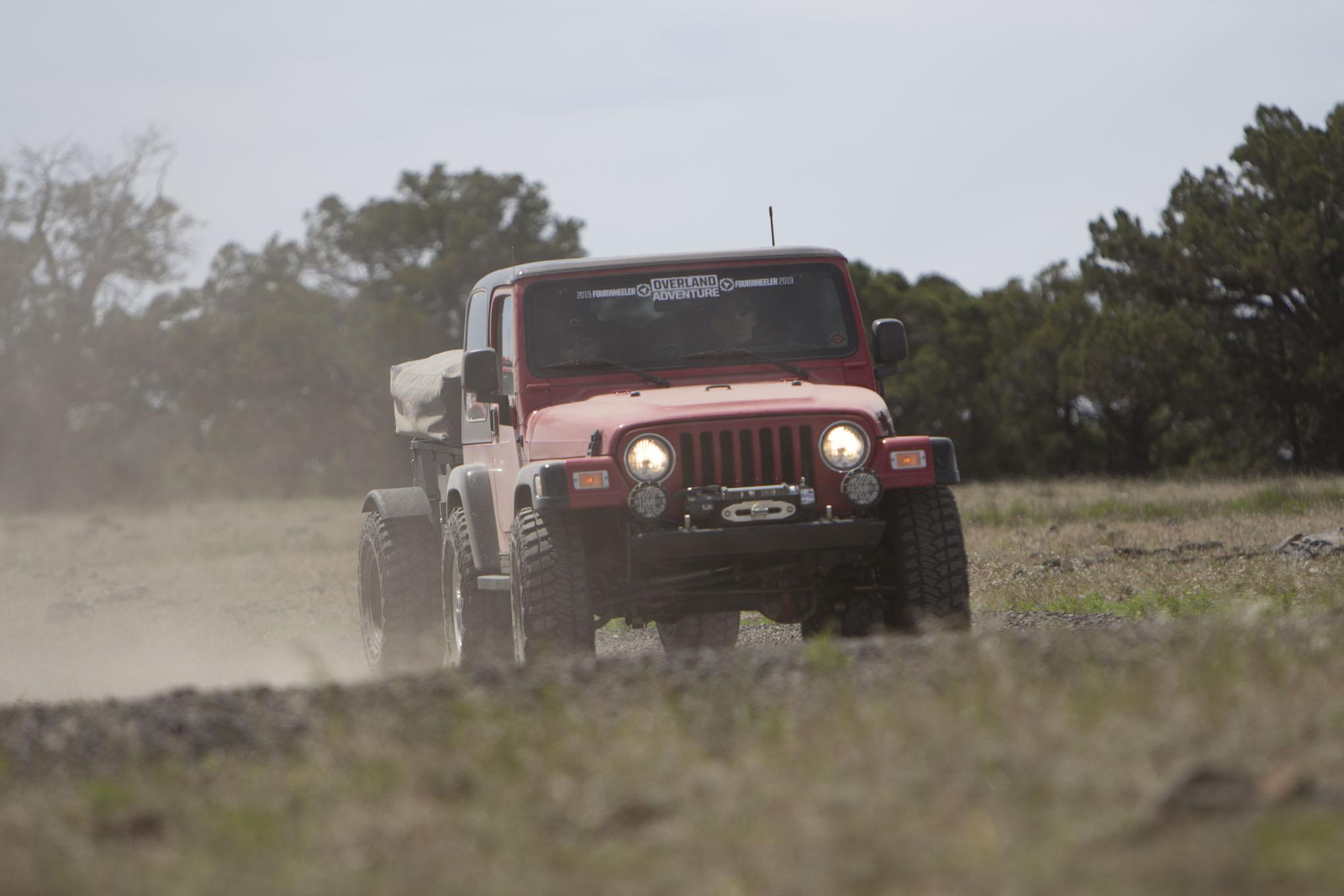 023 four wheeler aaron meyer 2006 jeep wrangler