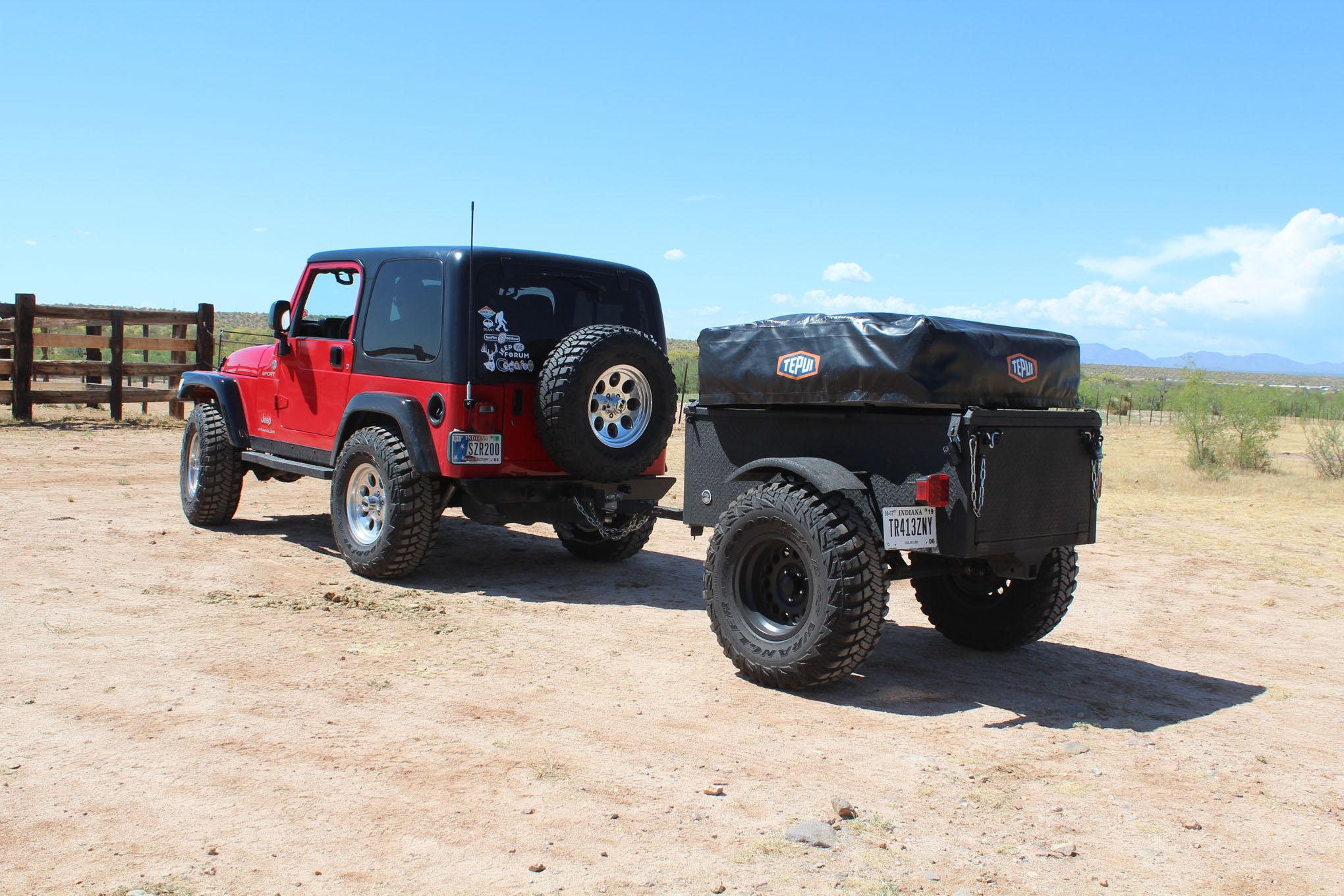 024 four wheeler aaron meyer 2006 jeep wrangler