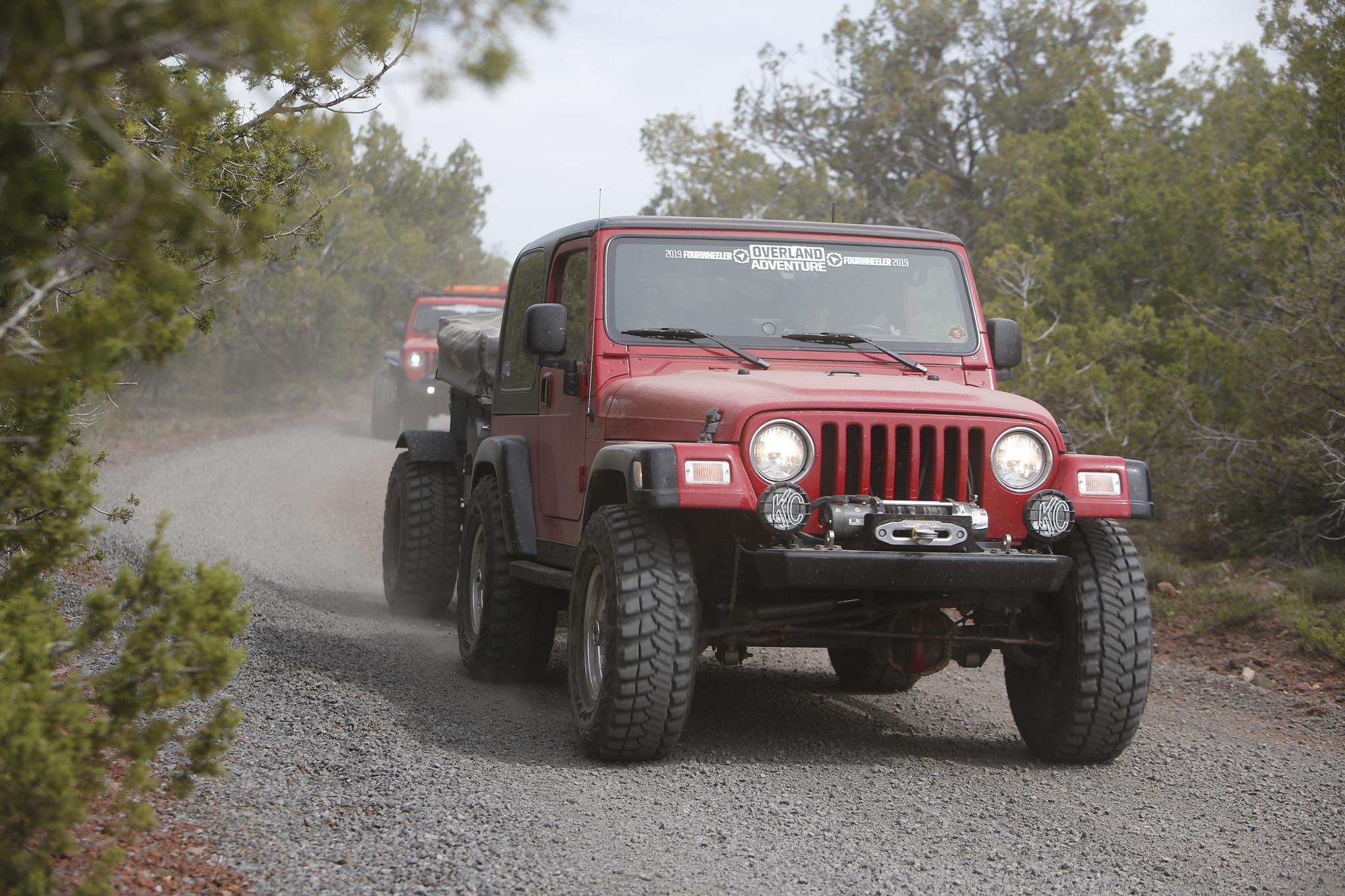 029 four wheeler aaron meyer 2006 jeep wrangler