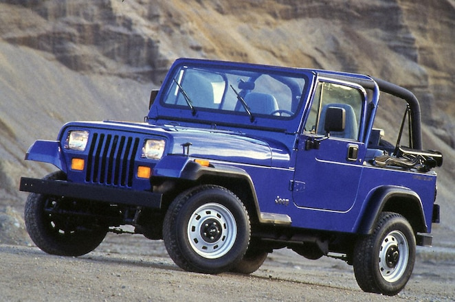 7 Cool Jeeps to Spend Your Tax Refund On