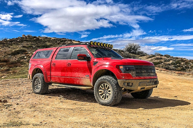2013 Ford F-150 Raptor Project