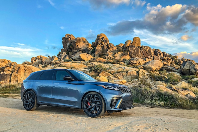 Daily Driven: 2020 Range Rover Velar
