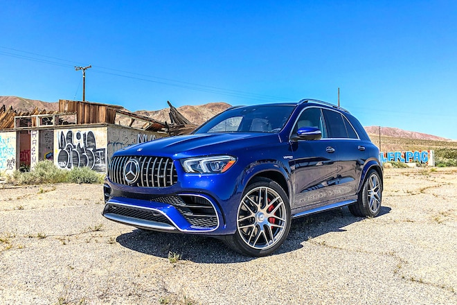 Daily Driven: 2021 Mercedes-Benz GLE AMG 63 S