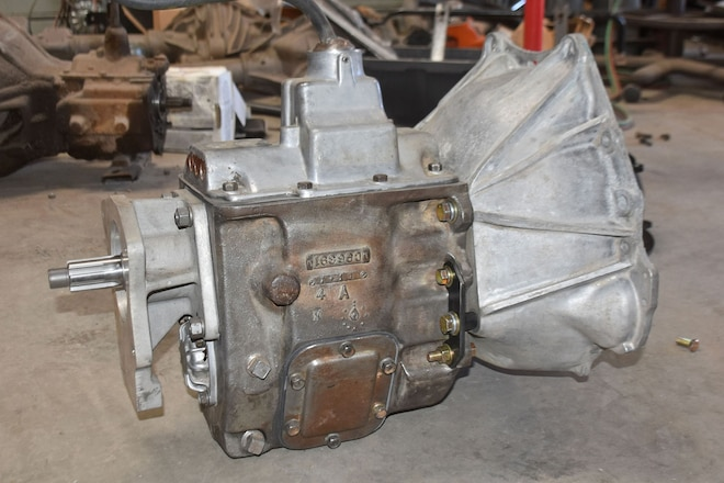 Swapping Transmissions: How to Adapt a Ford NP435 to GM Bellhousings