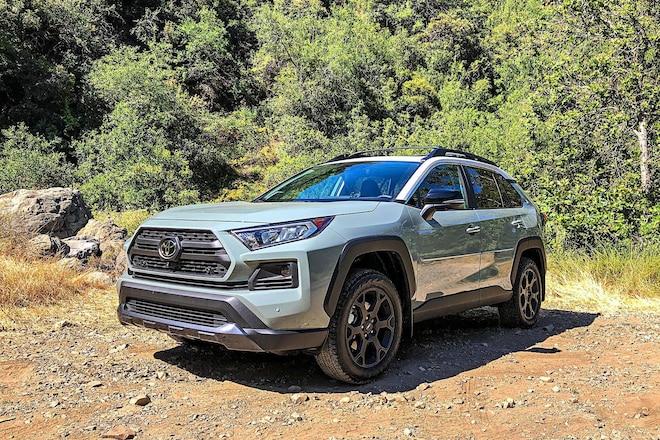 Daily Driven: 2020 Toyota RAV4 TRD Off-Road