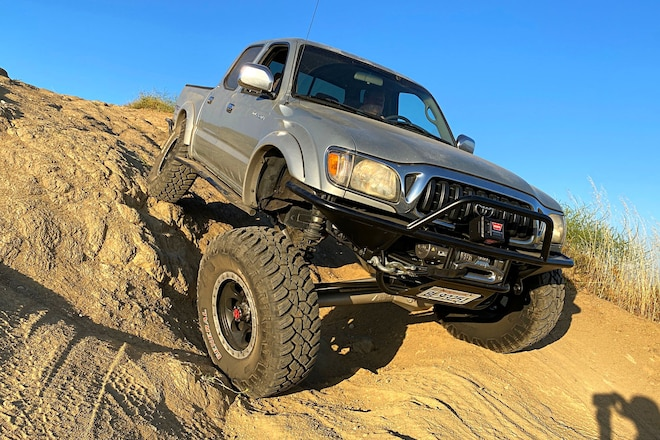 How to Install a New Steering Box, 37s, And a Winch on a 2004 Toyota Tacoma TRD Off Road