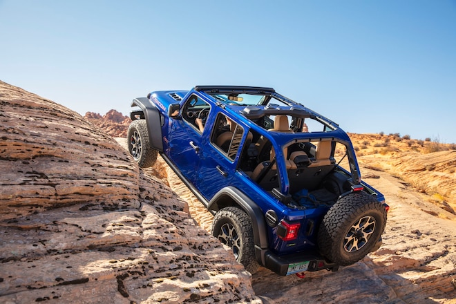Jeep Updates Badge of Honor Program, Adds 7 New Trails