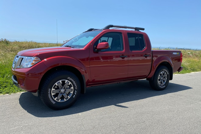 2020 Nissan Frontier PRO-4X 3.8L First Drive