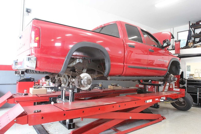 How We Kicked Brake And Exhaust Corrosion To The Curb On Our 2005 Dodge Power Wagon