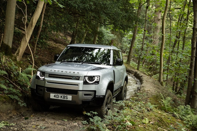 2021 Land Rover Defender 90 Available Now