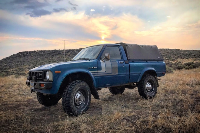 This 1980 Toyota Hilux Was Purchased Sight Unseen And Then Driven Over 2,400 Miles Across Seven States