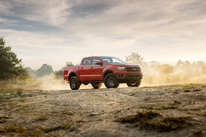 2021 Ford Ranger Tremor: First Look