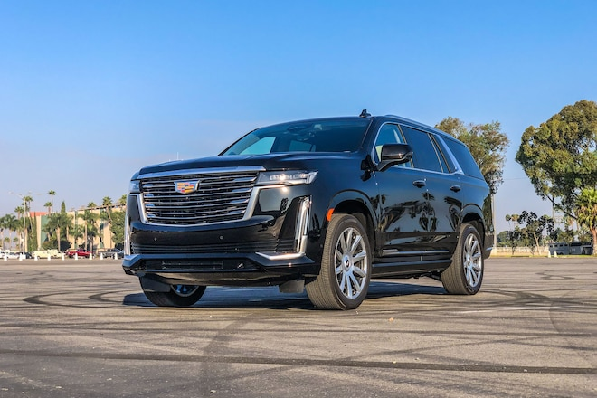 2021 Cadillac Escalade: First Drive
