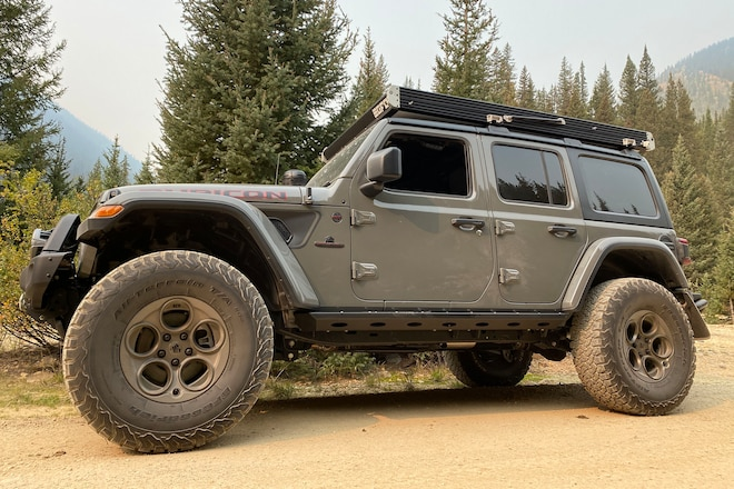 How to Protect Your Wrangler JL Rockers With Rock Sliders