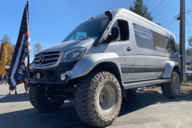 Living Our Best Van Life at the Adventure Van Expo: Big Bear Edition