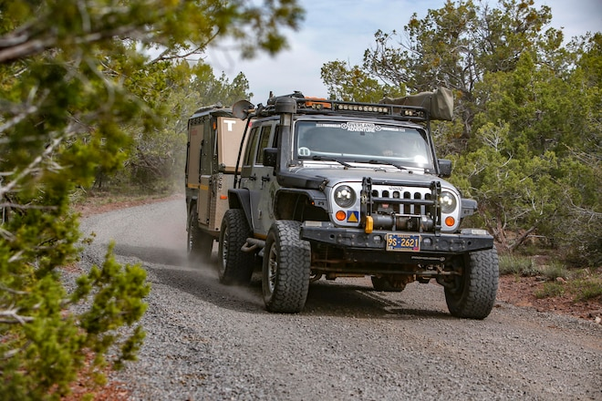 Would You Drive a 4BT-Powered Overland Jeep Through Africa?