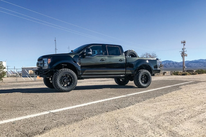 2017 Ford F-250: LGE-CTS Super Duty Build, Part Two
