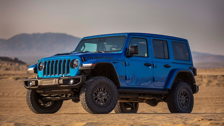 Jeep Rubicon 392 Rumored to Earn the Title of 'Most Expensive Wrangler'