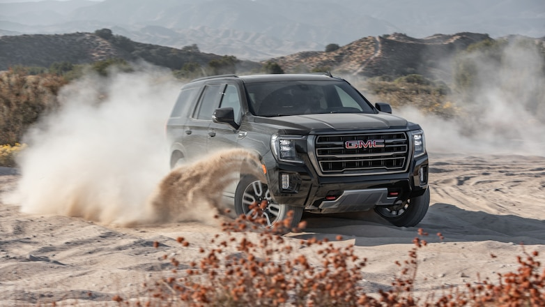 2021 GMC Yukon AT4 Wins Four Wheeler's SUV of the Year Award