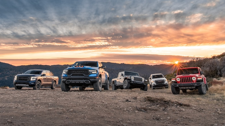 2021 Four Wheeler Pickup Truck Of The Year