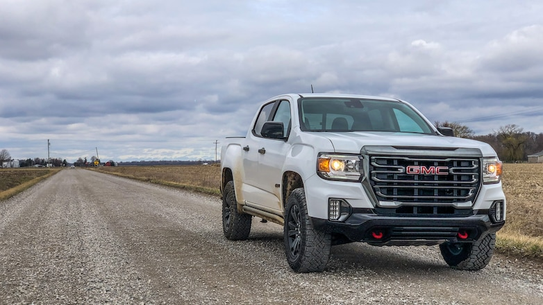2021 GMC Canyon AT4 Off-Road Performance Edition: Driven