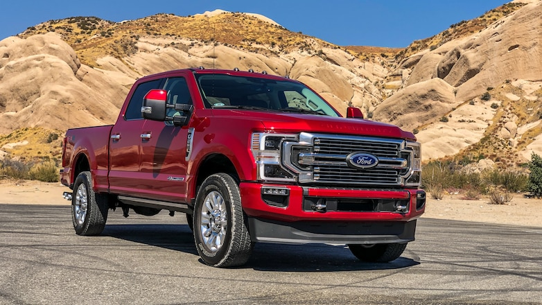 2020 Ford F-250 Super Duty Limited