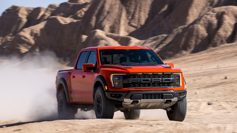 Ford Finally Announces Power And Torque Figures For the 2021 F-150 Raptor