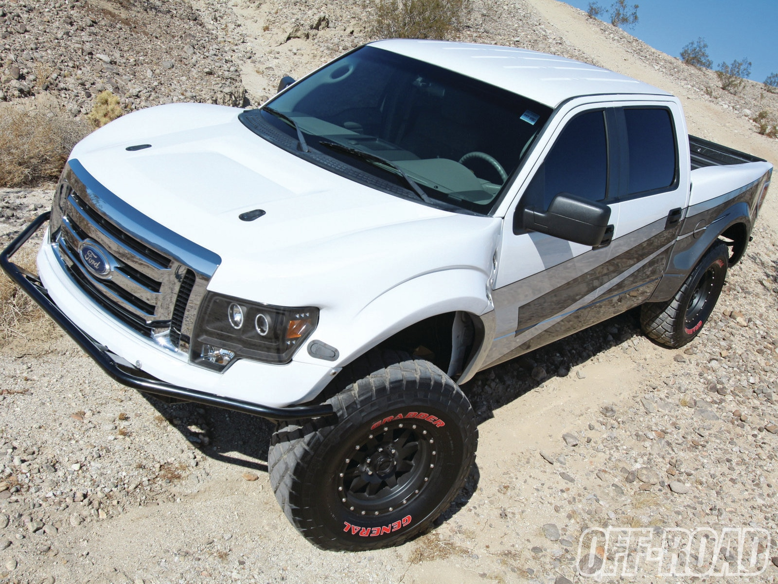 1207or 05+binks F1 2005 Ford F150 Supercrew 2wd+2005 Ford ...